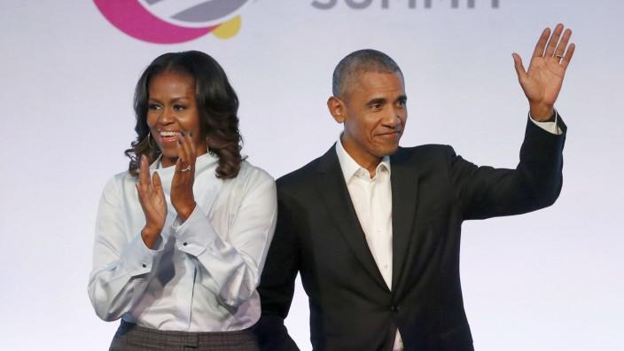 "´We The People"": Neues Filmprojekt der Obamas"