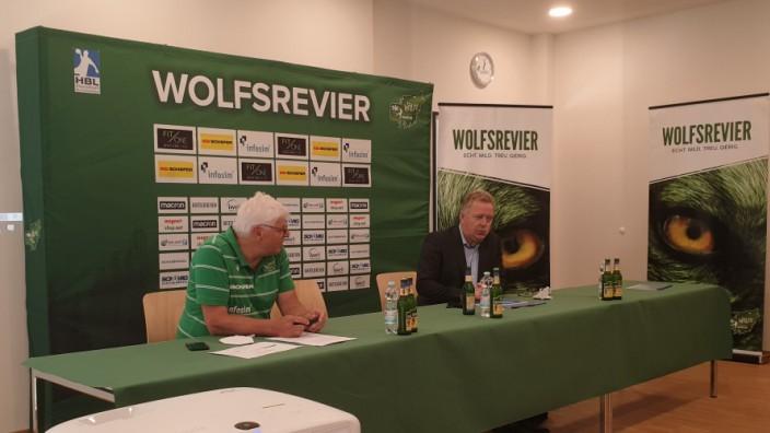 Roland sauer und Stefan Wüst