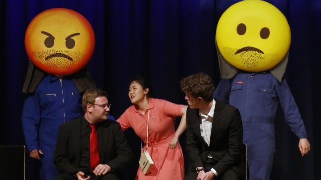 Oper für Kinder spielt 'Rheintöchter'