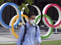 Coronavirus - Japan - Olympische Spiele