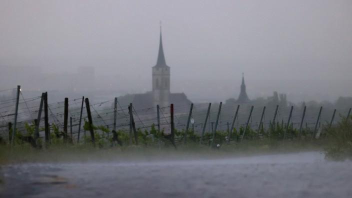 Regen in Bayern