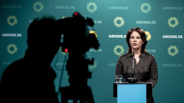 Baerbock Pressekonferenz