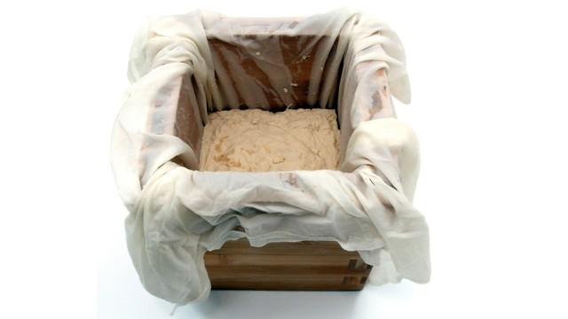 Tofu-Presse für Zuhause; Ipad