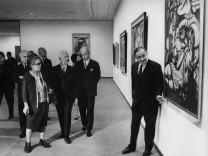 NS-Vergangenheit von Kunsthistoriker: Neustart mit alten Kräften
