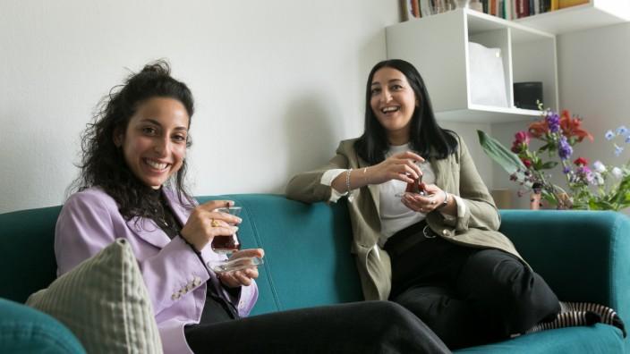 Sahika Tetik (links) und Hülya Weller