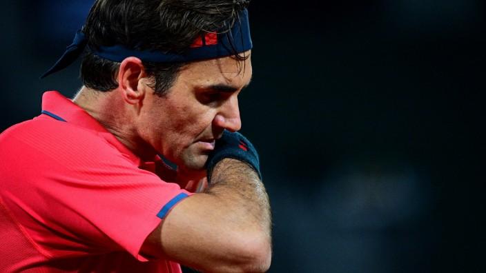 Tennis: Ist nach zwei Knieoperationen gerade erst zurück auf der Tour: der Schweizer Roger Federer.