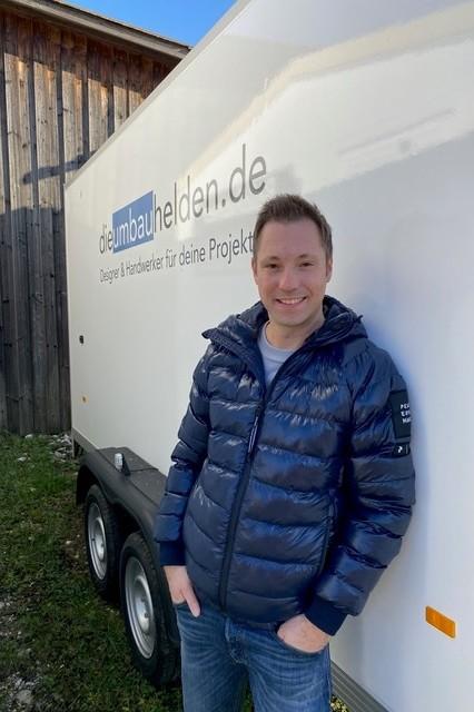 Daniel Albrecht, Zorneding, Umbauhelden