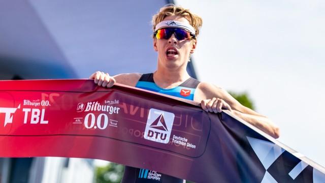 Die Finals 2021 - Triathlon Männer