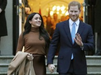 Royals: Tochter von Prinz Harry und Herzogin Meghan geboren