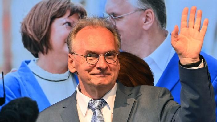 Landtagswahl Sachsen-Anhalt - CDU