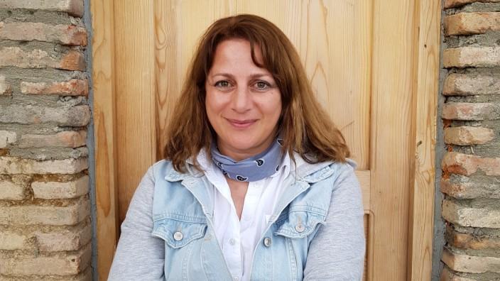 Reisen in Georgien: Ia Tabagari ist eine treibende Kraft in Georgiens Tourismus. Zuerst hat sie Urlauber und Wein zusammengebracht, jetzt will sie Reiterinnen anlocken.