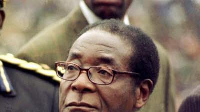 Simbabwe: Mugabe gilt als Hauptverschulder der massiven Inflation in Simbawe.
