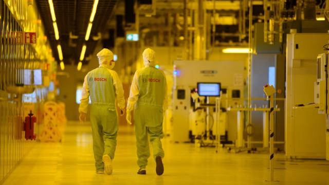 Bosch-Halbleiterfabrik