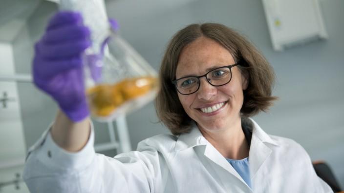 Physikerin Karen Alim