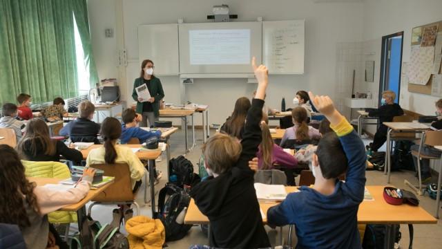 Englischunterricht 5e Michaeli-Gymnasium