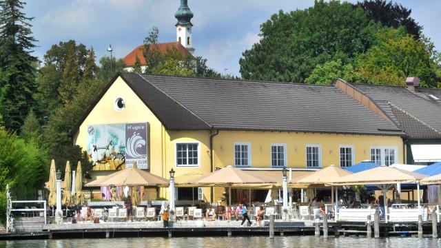 Starnberger See St. Josef Kirche & Undosa