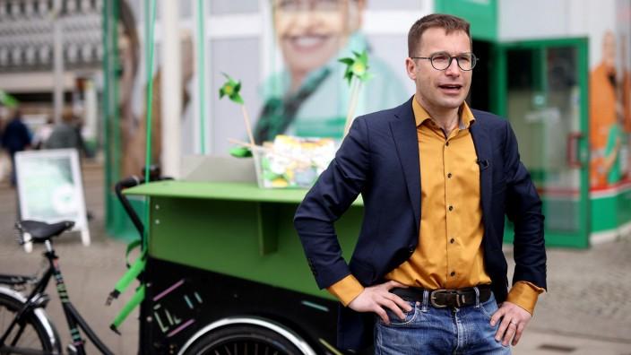 Sachsen-Anhalt: Sebastian Striegel von den Grünen in Sachsen-Anhalt