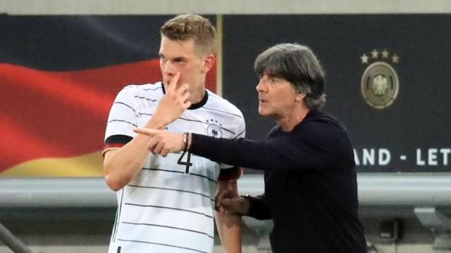 International Friendly - Germany v Latvia