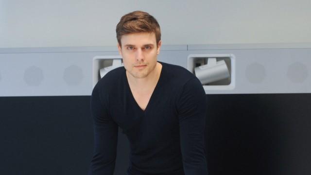 Tagesschau-Moderator und Buchautor Constantin Schreiber 2017-05-30 *** Tagesschau presenter and author Constantin Schrei