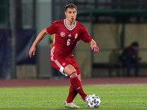 FIFA World Cup, WM, Weltmeisterschaft, Fussball 2022 QUALIFYING ROUND, 28-03-2021, SAN MARINO-HUNGARY UNGHERIA 0-3, WIL; willi orban