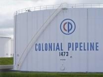 Hackerangriff auf Pipeline