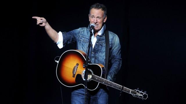 Sänger Bruce Springsteen