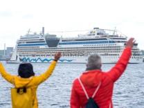 Aida eröffnet Kreuzfahrt-Saison