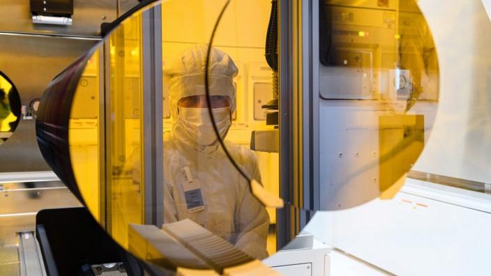 Halbleiter-Fabrik von Bosch