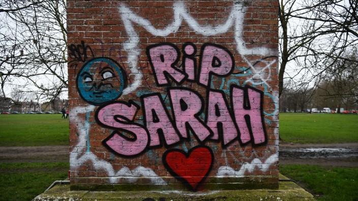 Nach Tötung von Sarah Everard