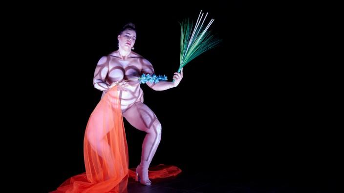 Pressebilder. Impulse Theater Festival. Stück von Teresa Vittucci - Hate me tender -