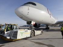 Am Flughafen München wird der Betrieb wieder verstärkt aufgenommen.