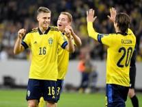 FILE PHOTO: Euro 2020 Qualifier - Group F - Faroe Islands v Sweden