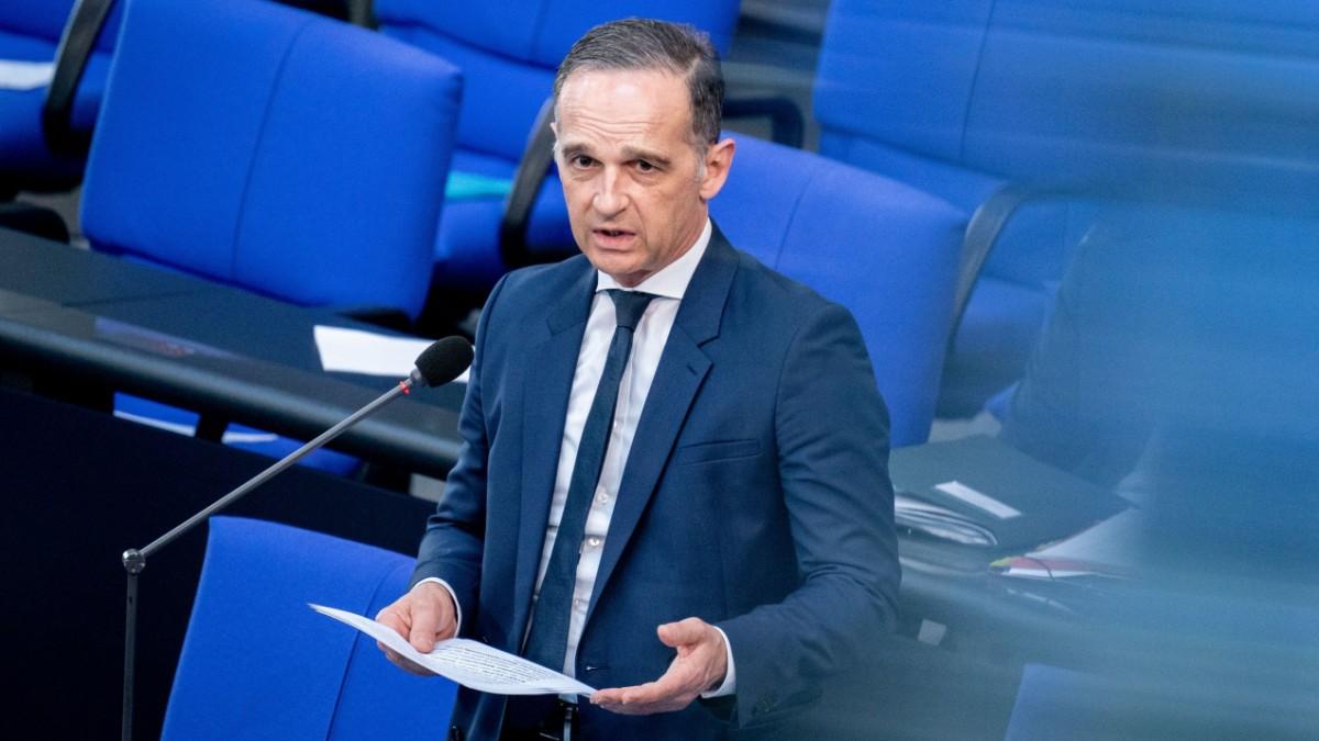 Nord Stream 2: Maas will zwischen Russland und Ukraine vermitteln