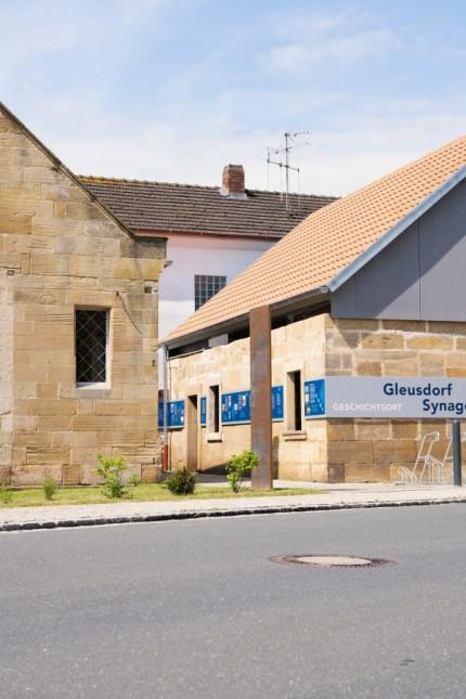 Synagoge in Gleusdorf