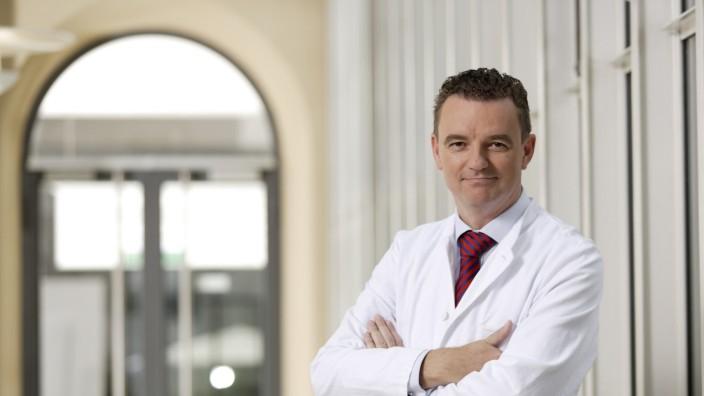 Chefarzt Clemens Wendtner