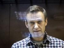 Der Druck auf ihn und seine Bewegung steigt weiter: Kreml-Kritiker Alexej Nawalny.