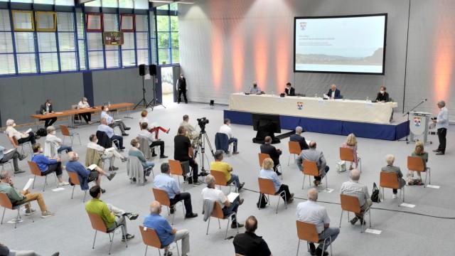 Hechendorf: Infoveranstaltung Klinikneubau
