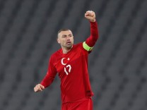 FILE PHOTO: World Cup Qualifiers Europe - Group G - Turkey v Latvia