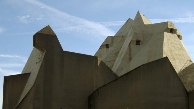 Wallfahrtskirche in Neviges