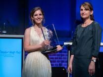 Verleihung der Journalistenauszeichnung Theodor-Wolff-Preis