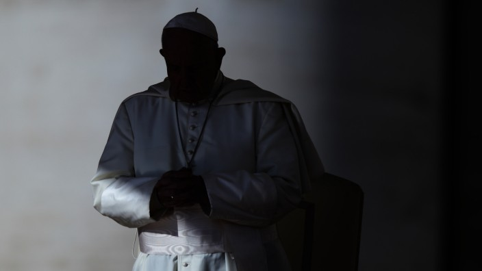 Papst Franziskus - Generalaudienz