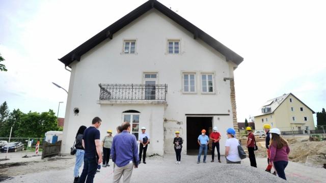 Wörthsee: Baustelle Kirchenwirt