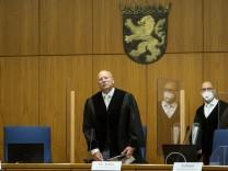 Prozess gegen Franco A.