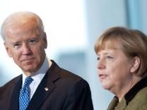 US-Präsident empfängt Merkel am 15. Juli