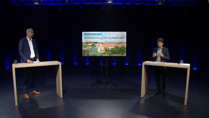 Online Bürgerversammlung Dachau