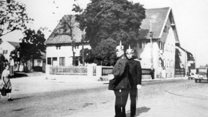 Pasinger Marienplatz, 1930