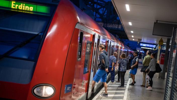 S-Bahn Stammstrecke in München fährt wieder