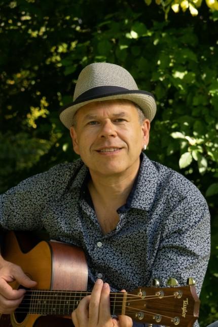 Michael Benker, Musiker aus Erding