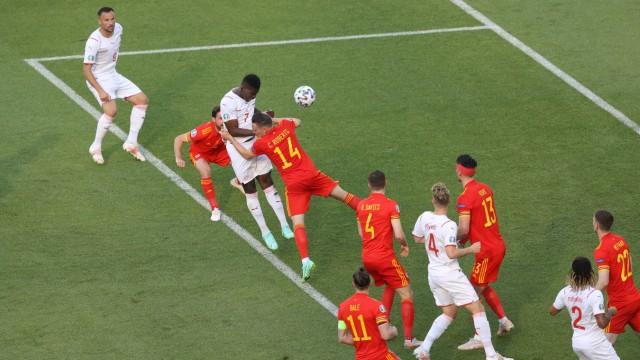 Wales v Switzerland - UEFA Euro 2020: Group A