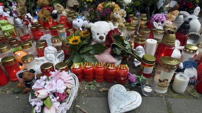 Fünf tote Kinder in Solingen - Trauer